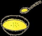 スープのイラスト
